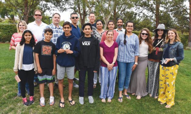 2018 Ladera Ranch Volunteer of the Year Awards