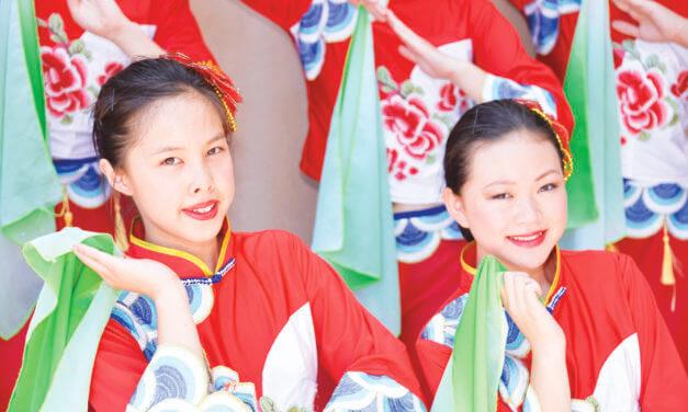 Soka University's 18th Annual International Festival May 4, 2019