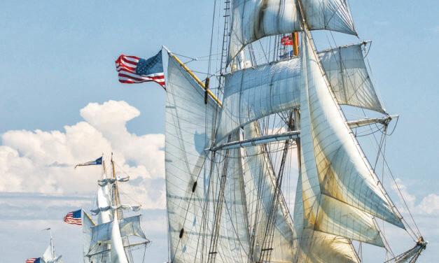 Tall Ships Festival September 6-8, 2019 in Dana point