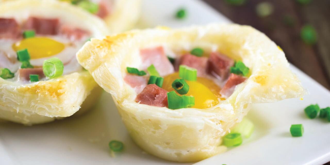 Bite-Sized Breakfast